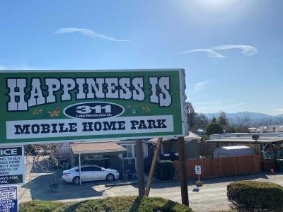 Mobile Home at 311 Lake Mendocino Drive Ukiah, CA 95482