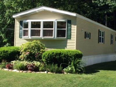 Mobile Home at 12 Wilson Drive Old Orchard Beach, ME 04064