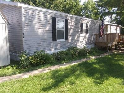 Mobile Home at 2321 Clayton Ave, Lot 64 Albert Lea, MN 56007