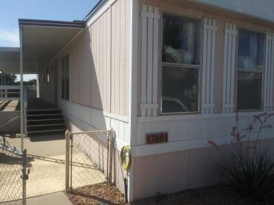 Mobile Home at 7601 North Hills Pl. NE Albuquerque, NM 87109