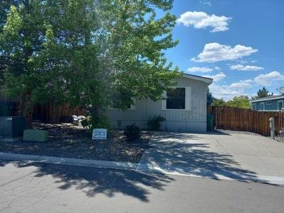 Mobile Home at 7950 Yorkshire #15 Reno, NV 89506