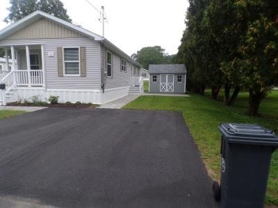 Mobile Home at 16 Maplewood Road Storrs, CT 06268