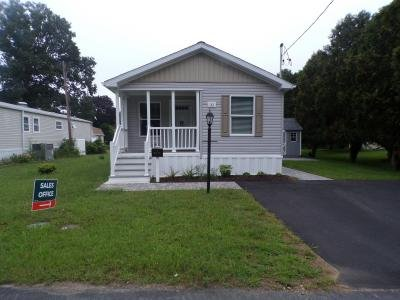 Mobile Home at 6 Maplewood Road Storrs, CT 06268