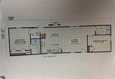 Mobile Home at 5309 Hwy 75 N #462 Sioux City, IA 51108