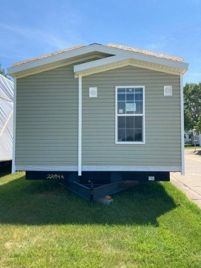 Mobile Home at 6251 Berrywood Dr N Lot Bn6251 Saginaw, MI 48603