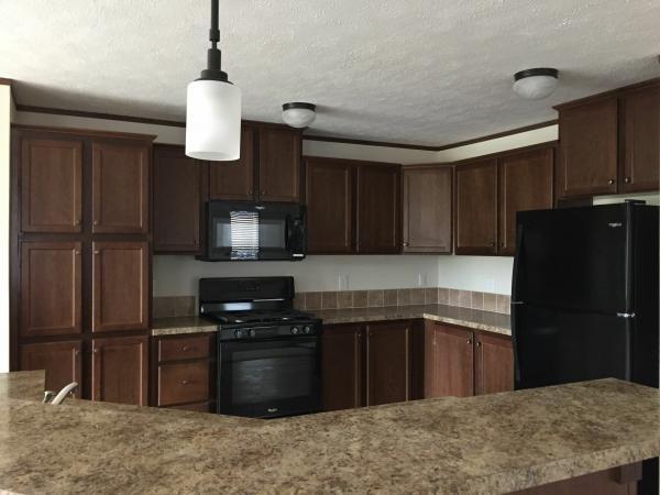 Photo 1 of 2 of home located at 13757 Alaska Ave Lot 172 Eagle, MI 48822