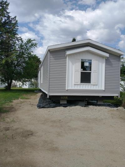 Mobile Home at 4075 E. Holt Rd, #33 Holt, MI 48842