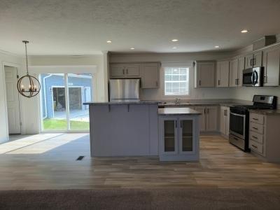 Mobile Home at 10901 Lambelle Crt Lot 84 Fair Haven, MI 48023