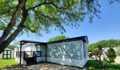 Mobile Home at 5475 Southcross Ranch Rd  #119 San Antonio, TX 78222