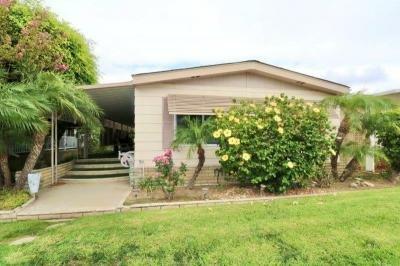 Mobile Home at 2330 Lake Forest Circle #110 La Habra, CA 90631