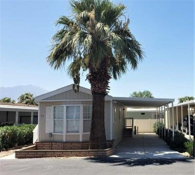 Mobile Home at 17555 Corkill Road #37 Desert Hot Springs, CA 92241