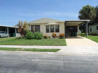 Mobile Home at 3217 Hanson Ave Melbourne, FL 32901