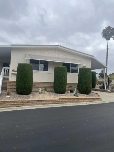 Mobile Home at 3535Linda Vista #246 San Marcos, CA 92078