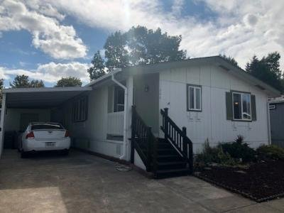Mobile Home at 1699 N. Terry #206 Eugene, OR 97402