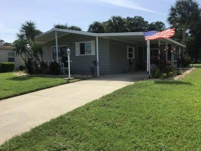 Mobile Home at 2272 Las Fuentes Dr. Port Orange, FL 32129