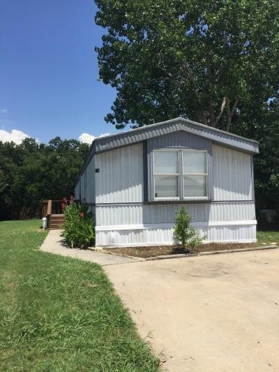 Mobile Home at 5301 E. Mckinney Street, #50 Denton, TX 76208
