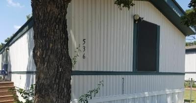 Mobile Home at 5301 E. Mckinney Street, #536 Denton, TX 76208