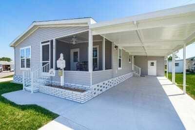 Mobile Home at 245 Wildwood Dr. #268 Saint Augustine, FL 32086