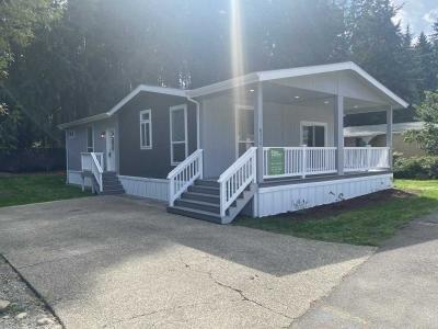 Mobile Home at 6324 163rd St Ct E Unit #217 Puyallup, WA 98375