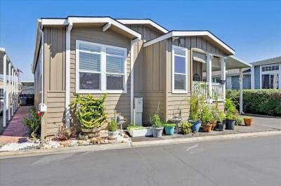 Mobile Home at 325 Sylvan Ave #106 Mountain View, CA 94041