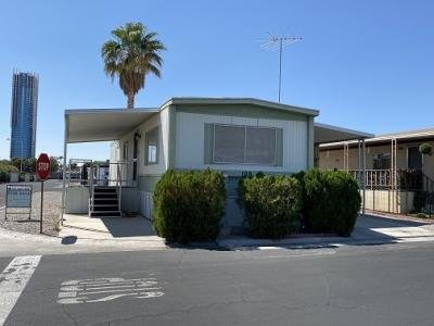 Mobile Home at 4525 W Twain Ave #198 Las Vegas, NV 89103