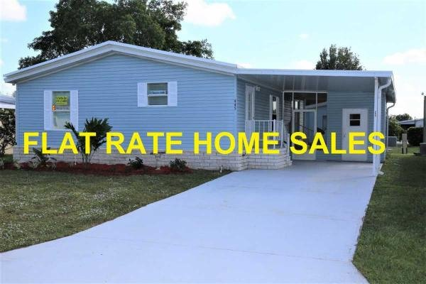 Photo 1 of 2 of home located at 8775 20th St Lot 445 Vero Beach, FL 32966