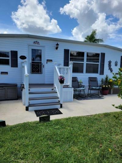 Mobile Home at 186 Ponce De Leon Dr. Indialantic, FL 32903