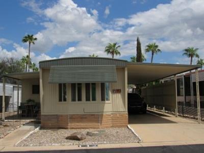 Mobile Home at 3411 S. Camino Seco # 112 Tucson, AZ 85730