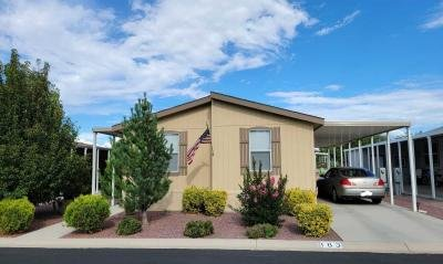 Mobile Home at 853 N Hwy 89 Sp# 183 Chino Valley, AZ 86323