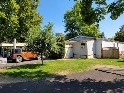 Mobile Home at 12860 N Image Canoe Portland, OR 97217