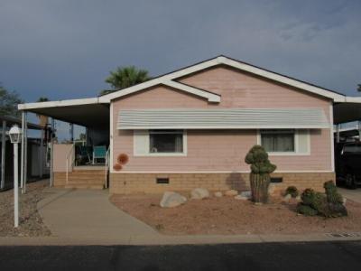 Mobile Home at 3411 S. Camino Seco # 119 Tucson, AZ 85730