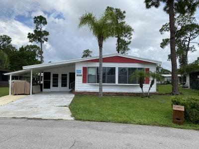 Mobile Home at 10017 Merion Ct North Fort Myers, FL 33903