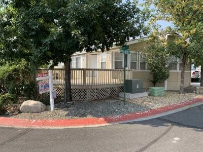 Mobile Home at 7440 W 4th St #50 Reno, NV 89523