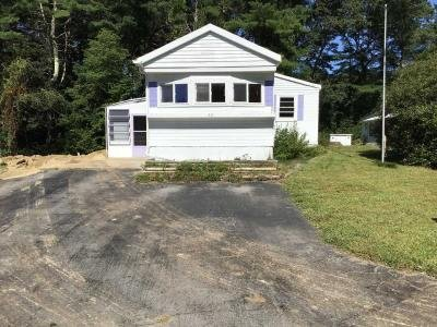 Mobile Home at 52 Redwood Dr Halifax, MA 02338