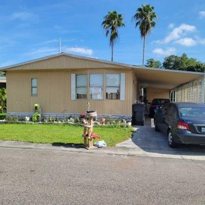 Mobile Home at 9821 Bay St Tampa, FL 33635
