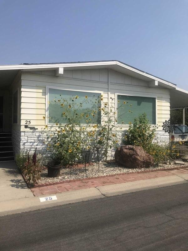 1978 Silvercrest Mobile Home For Sale