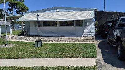 Mobile Home at 5621 Wilson Drive Port Orange, FL 32127