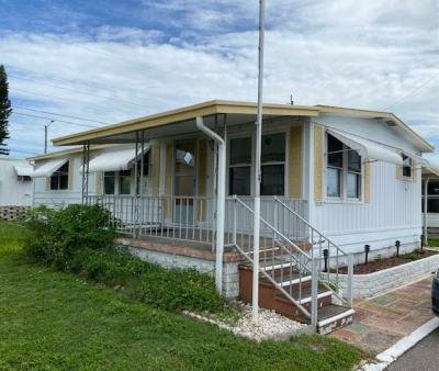 Mobile Home at 2346 Druid Road East, Lot 1016 Clearwater, FL 33764