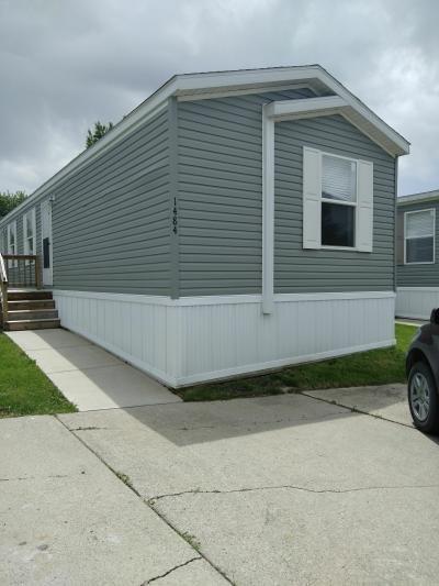 Mobile Home at 1484 Nardeer Novi, MI 48374