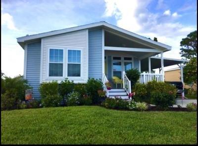 Mobile Home at 1082 W Lakeview Drive Sebastian, FL 32958