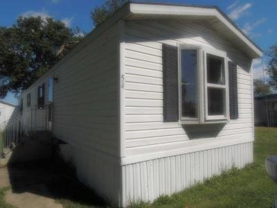 Mobile Home at 21220 W Sr 51 Lot 54 Genoa, OH 43430