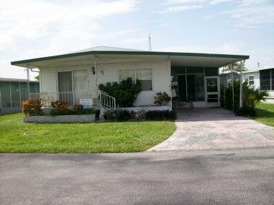 Mobile Home at 818 Allamanda Circle Venice, FL 34285