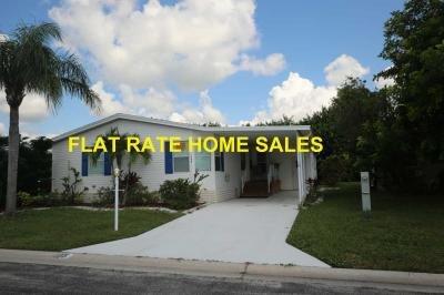 Mobile Home at 109 Wood Thrush Drive Vero Beach, FL 32966