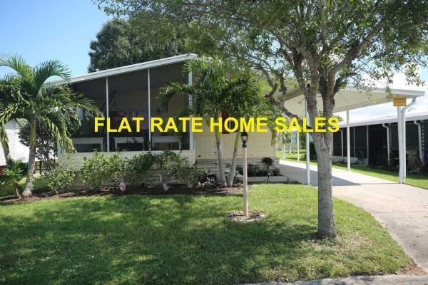 Photo 1 of 2 of home located at 8775 20th St Lot 496 Vero Beach, FL 32966