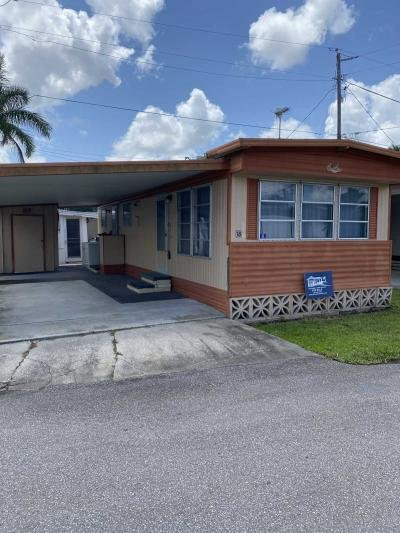 Mobile Home at 18 Poincianna Circle Bradenton, FL 34208
