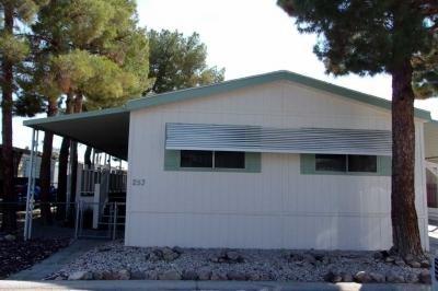 Mobile Home at 5303 E Twain Las Vegas, NV 89122