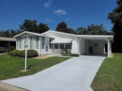 Mobile Home at 88 Habersham Drive Flagler Beach, FL 32136
