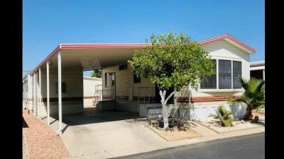 Mobile Home at 702 S. Meridian Rd. # 0807 Apache Junction, AZ 85120