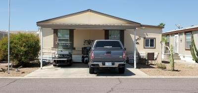 Mobile Home at 10936 E. Apache Trail, Lot#1045 Apache Junction, AZ 85120