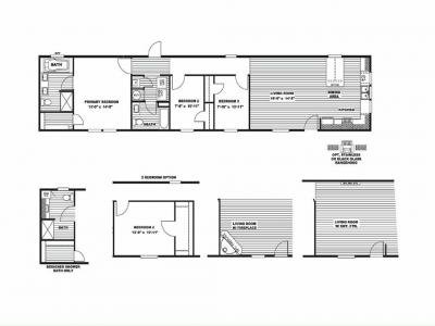 Mobile Home at 318 Spruce Pines Dr Newport, NC 28570